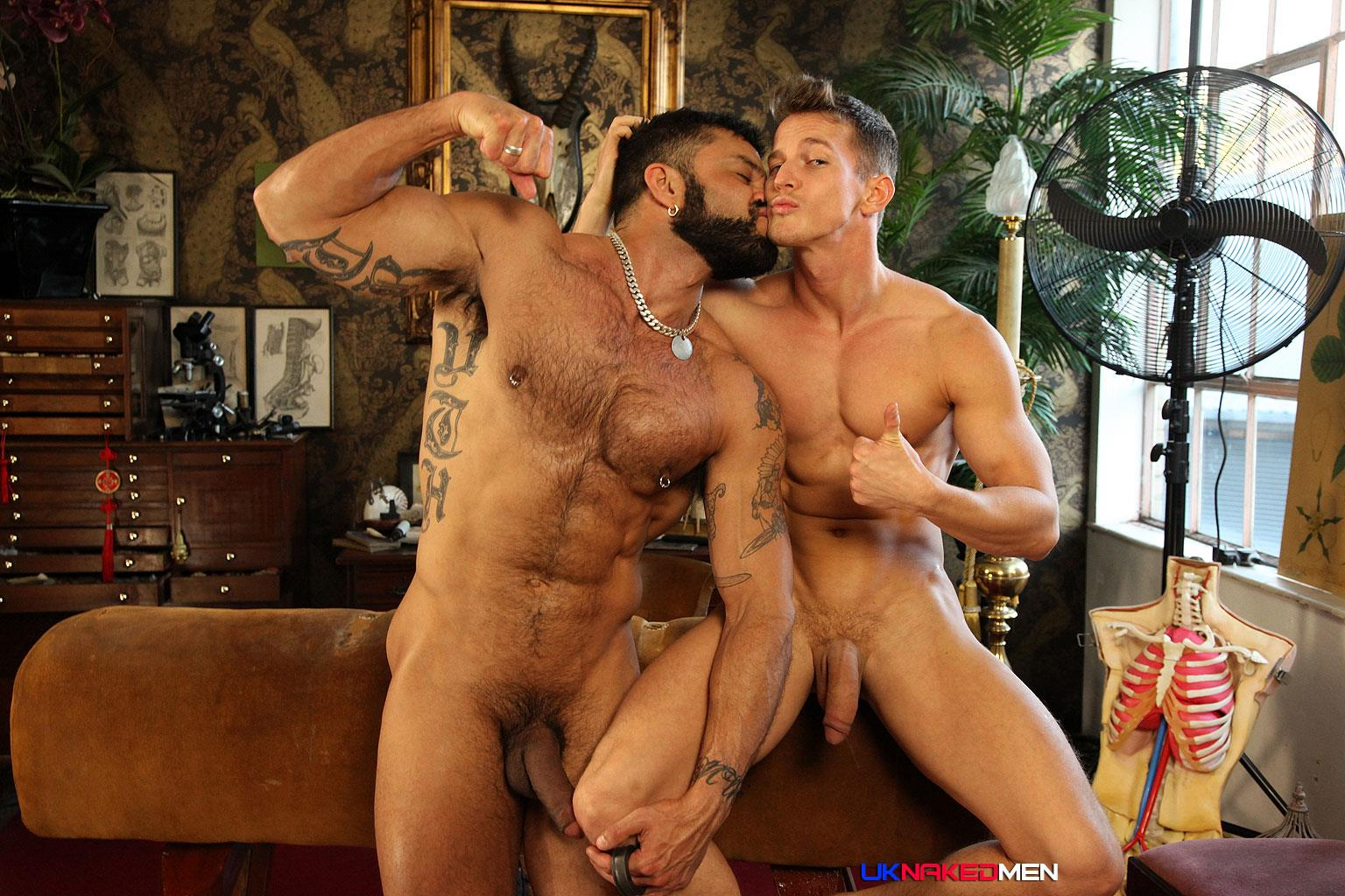 Lee stone muscular man fucks a sexy milf on the couch 4