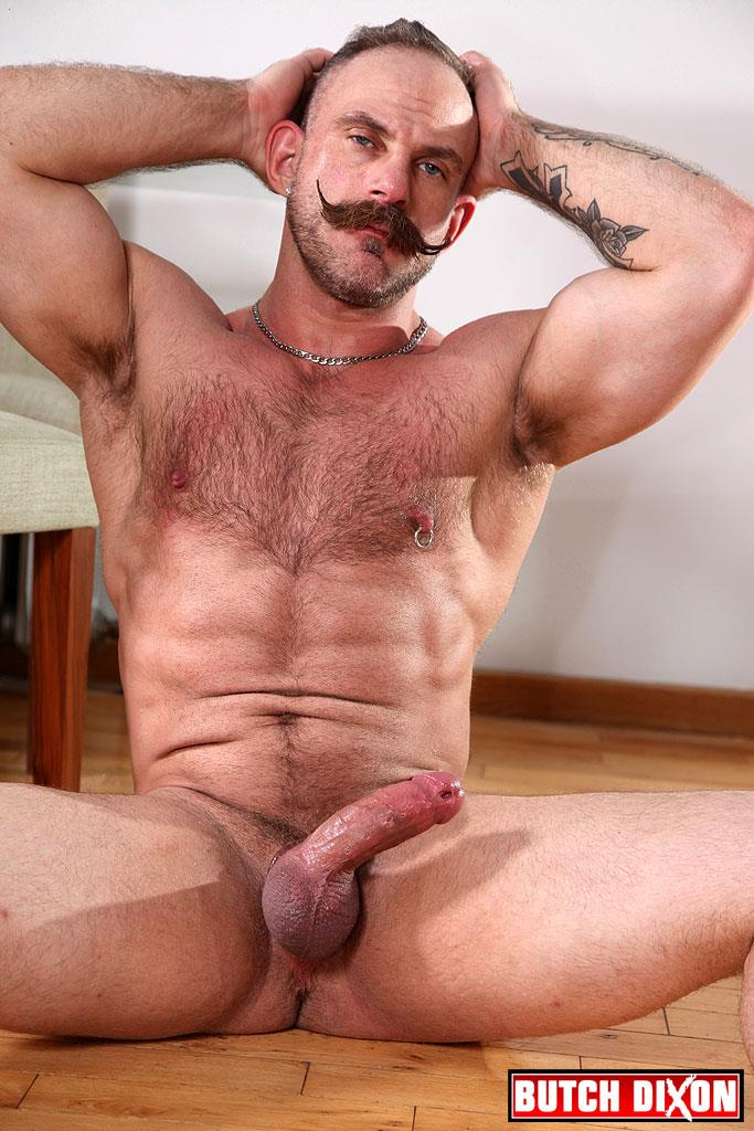 Hot Latino Gay Muscle Daddy
