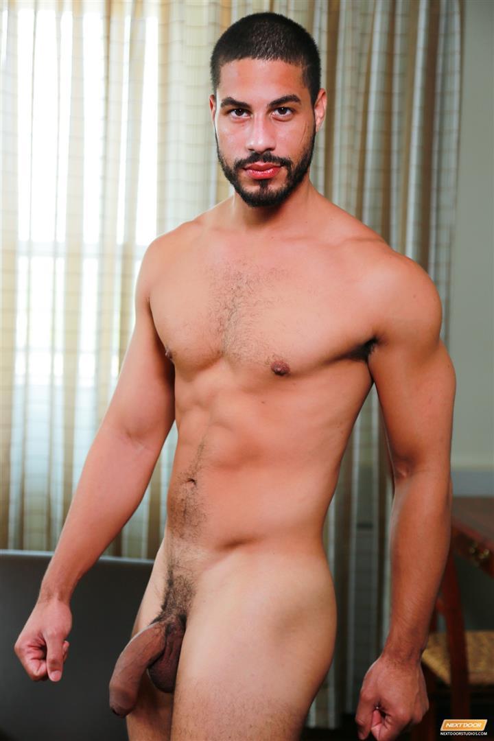 Dick uncut nude men black