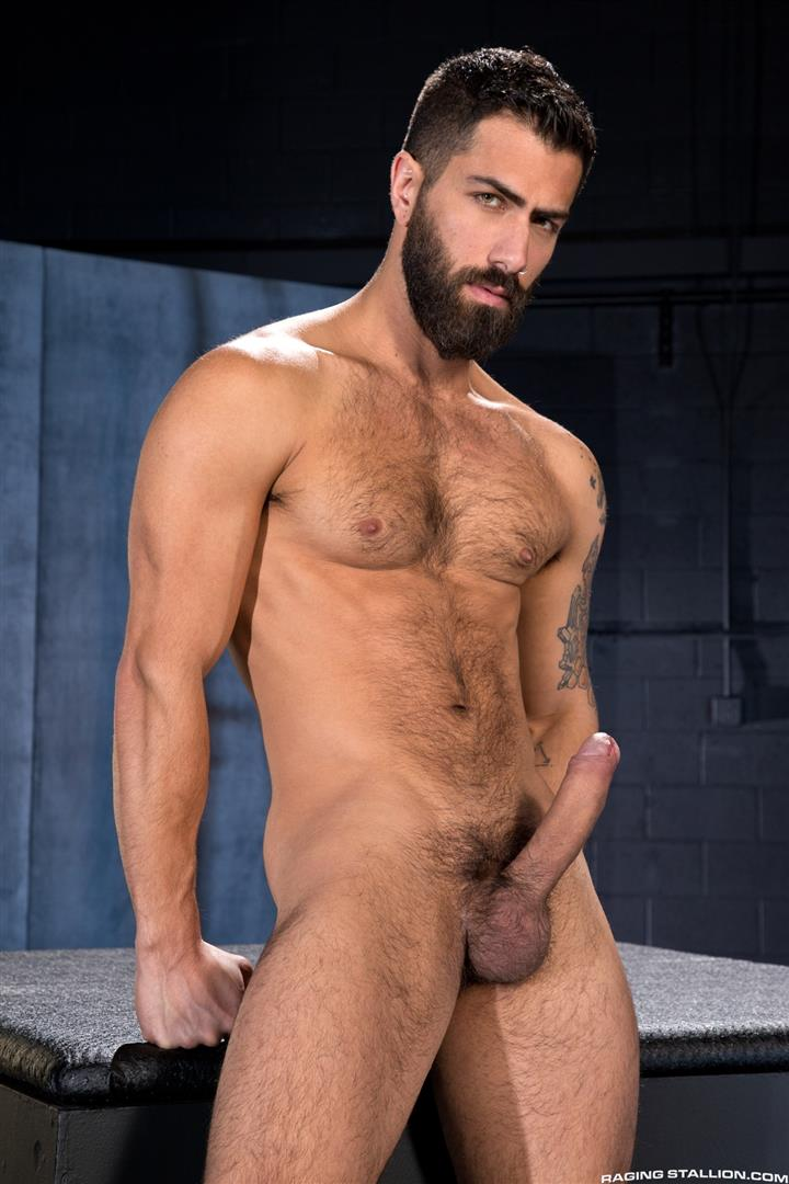 Raging-Stallion-Adam-Ramzi-and-Dario-Beck-Hairy-Ass-And-A-Big-Uncut-Cock-Amateur-Gay-Porn-01 Fucking A Hairy Ass Muscle Jock Ass With A Big Uncut Cock