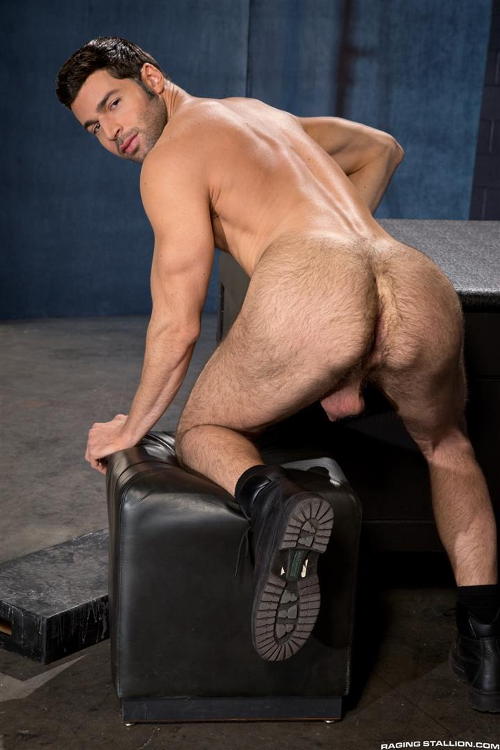 Raging-Stallion-Adam-Ramzi-and-Dario-Beck-Hairy-Ass-And-A-Big-Uncut-Cock-Amateur-Gay-Porn-06 Fucking A Hairy Ass Muscle Jock Ass With A Big Uncut Cock