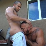 Dudes-Raw-Alessio-Romero-and-Mario-Cruz-Bareback-Muscle-Daddy-Latino-Amateur-Gay-Porn-08-150x150 Muscle Daddy Alessio Romero Gets Bred By Mario Cruz