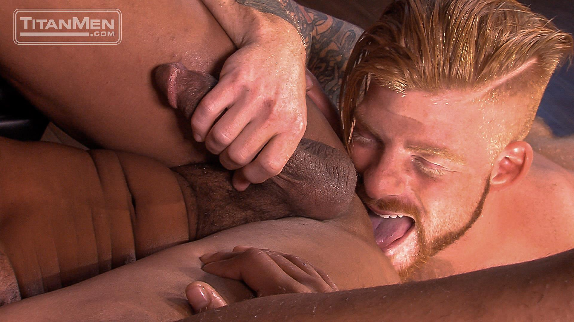 TitanMen-Micah-Brandt-and-Bennett-Anthony-Interracial-Muscle-Hunks-Flip-Fucking-Amateur-Gay-Porn-33 Micah Brandt and Bennett Anthony Flip-Fucking With Their Big Dicks