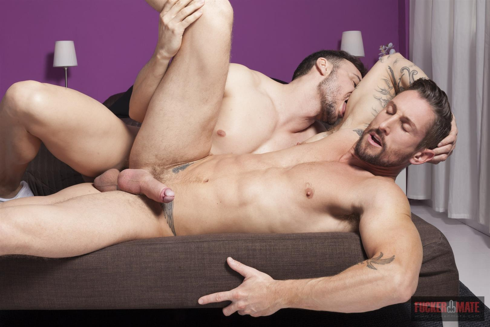 Hot Hunks Enjoy Each Other