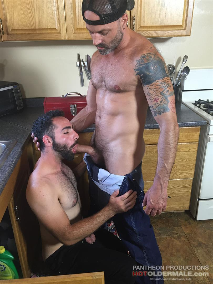 Hot-Older-Male-Dave-Rex-and-Anthony-Naxos-Thick-Daddy-Cock-Amateur-Gay-Porn-09 Getting Fucked By A Daddy With A Big Thick Hairy Cock
