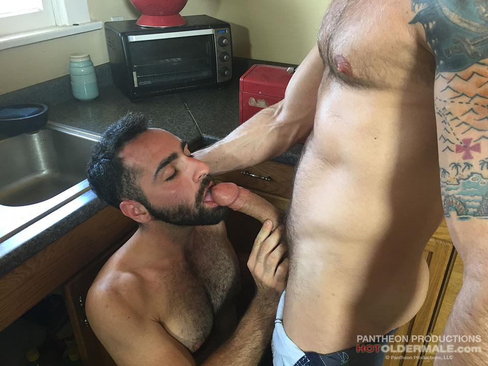 Hot-Older-Male-Dave-Rex-and-Anthony-Naxos-Thick-Daddy-Cock-Amateur-Gay-Porn-11 Getting Fucked By A Daddy With A Big Thick Hairy Cock