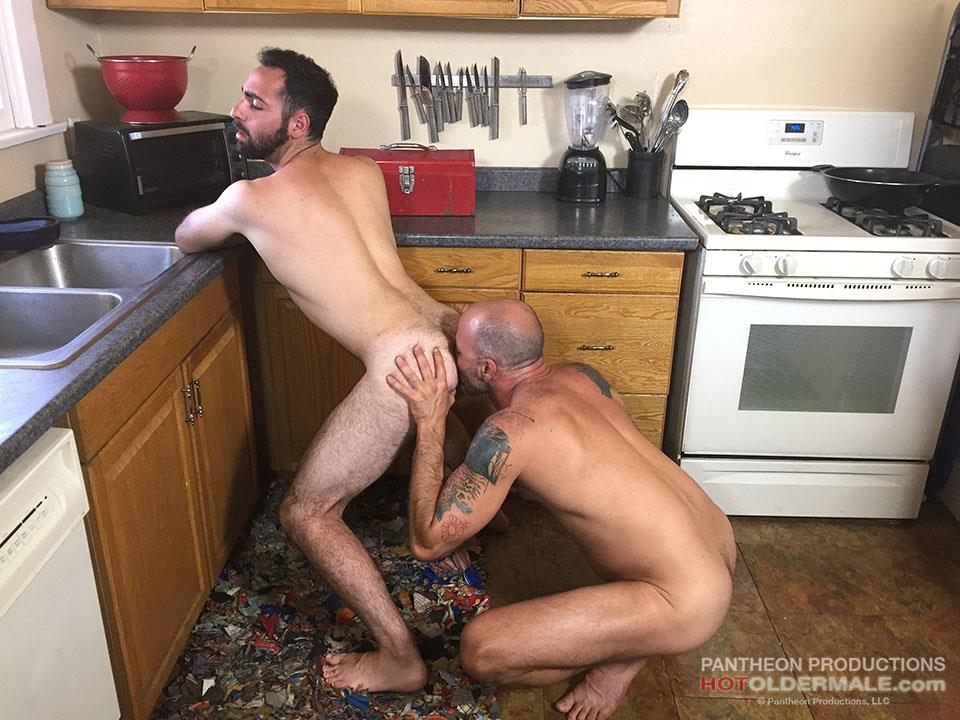 Hot-Older-Male-Dave-Rex-and-Anthony-Naxos-Thick-Daddy-Cock-Amateur-Gay-Porn-13 Getting Fucked By A Daddy With A Big Thick Hairy Cock