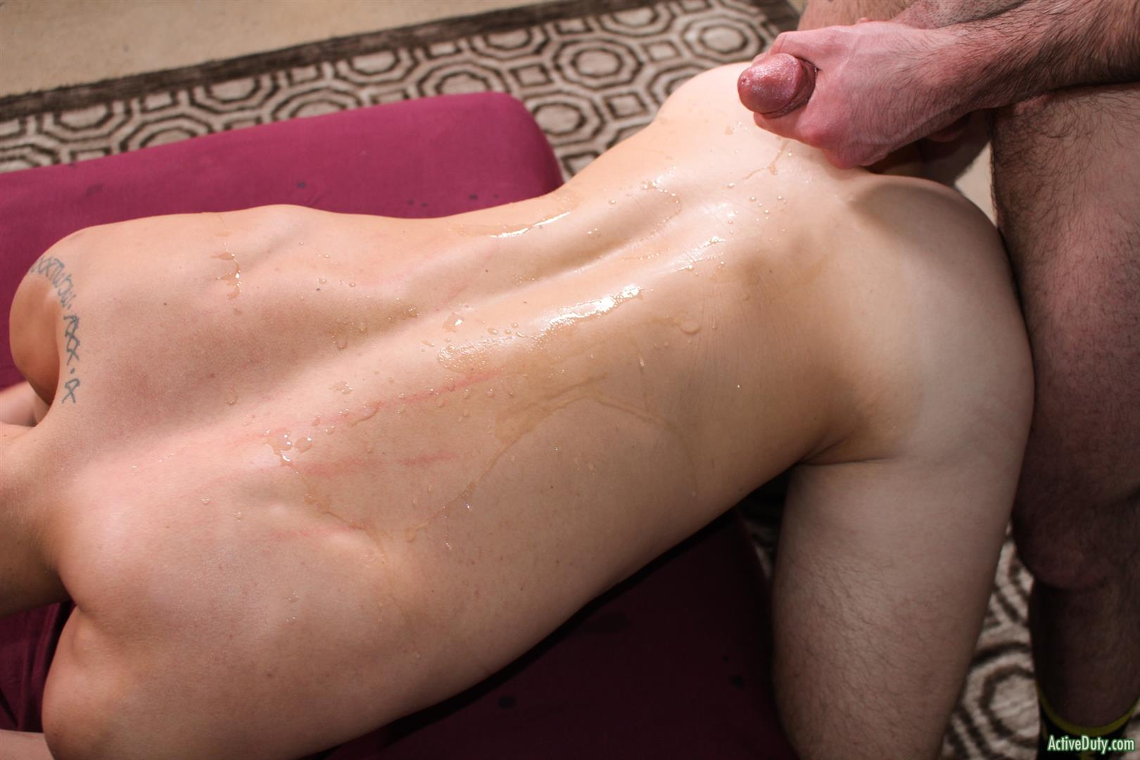 Active Duty Jay Ice and Aston Springs Straight Army Guys Gay Bareback Sex 13 Muscular Straight Army Guys Bareback Fucking For Money