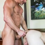 Lucas-Entertainment-Shawn-Reeve-and-Tomas-Brand-Bareback-Daddy-Sex-14-150x150 Bareback Riding A Thick Uncut Daddy Dick
