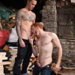 UK-Hot-Jocks-Leander-and-Leon-Teal-Naked-Ginger-With-Big-Cock-18-150x150 Tall Hung Uncut Leander Fucking Leon Teal's Muscular Ass