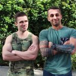 Active-Duty-Mathias-and-Laith-Inkley-Naked-Marines-Bareback-Sex-Video-01-150x150 Muscular Marines First Time Bareback Sex Video