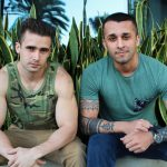 Active-Duty-Mathias-and-Laith-Inkley-Naked-Marines-Bareback-Sex-Video-02-150x150 Muscular Marines First Time Bareback Sex Video