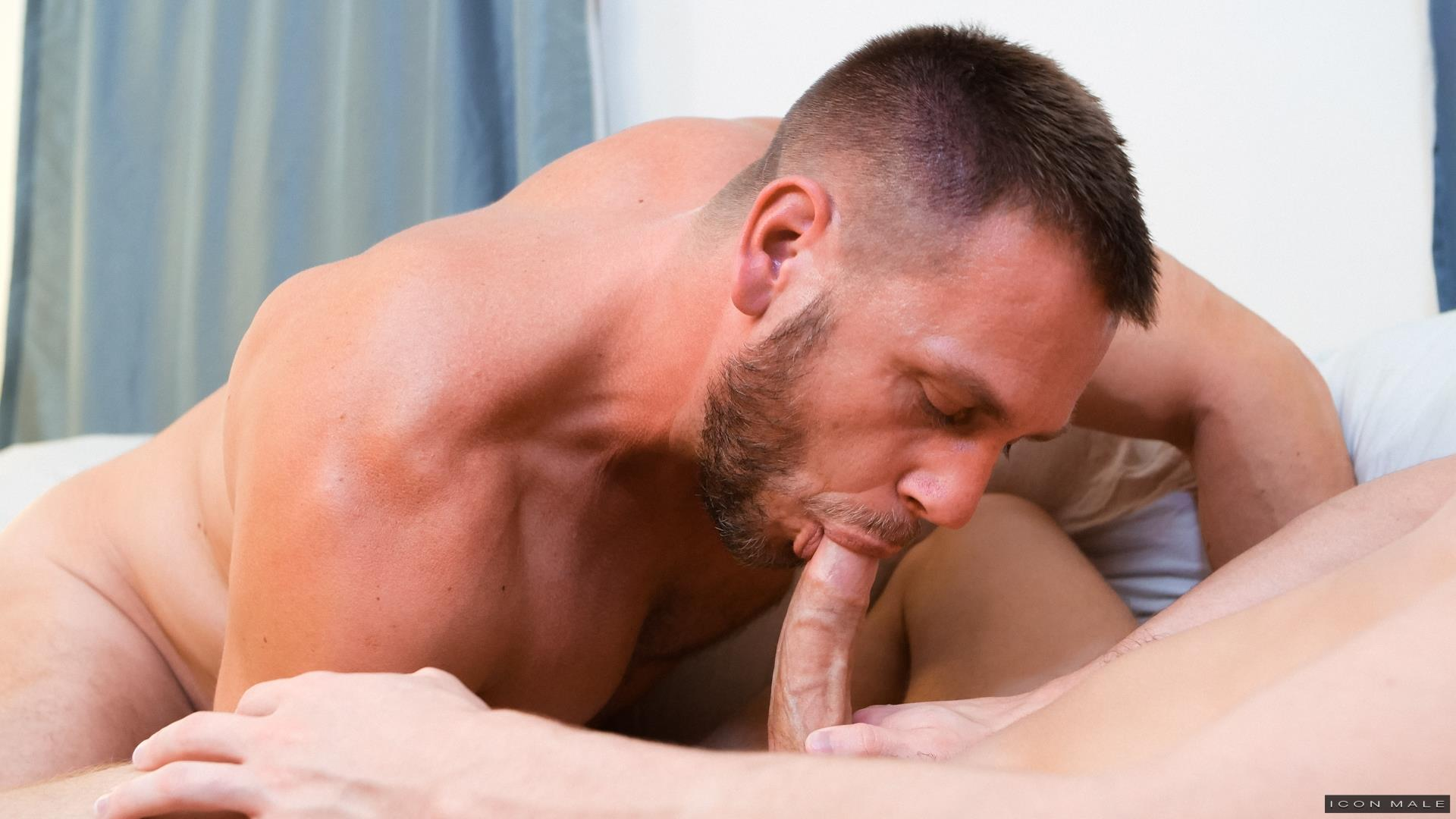Icon-Male-Kory-Houston-and-Hans-Berlin-DILF-fucks-Twink-03 My Professor Fucked Me In The Ass With His Big Uncut Cock