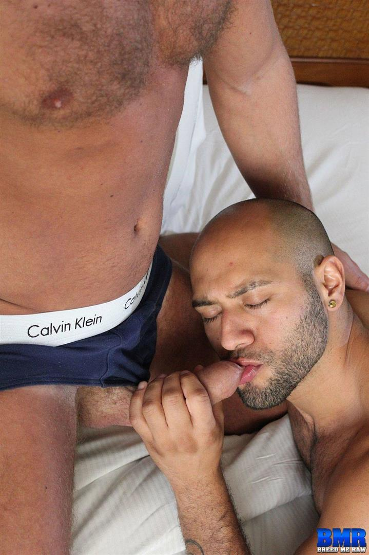 Breed-Me-Raw-Logan-Moore-and-Leo-Forte-Big-Dick-Gay-Bareback-Sex-Video-15 Beefy Hairy Logan Moore Breeding Leo Forte With His Big Uncut Cock