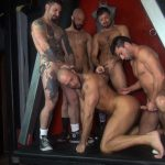 Raw-Fuck-Club-Dylan-Strokes-and-Scott-DeMarco-and-Jack-Andy-and-Jessie-Colter-and-Teddy-Bryce-Bareback-Sex-Video-07-150x150 Jessie Colter's First Bareback Gangbang At A Sleazy Bathhouse