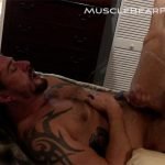 Muscle-Bear-Porn-Sean-Maygers-and-Will-Angell-Bearback-Homemade-Sex-Video-5-150x150 Sean Maygers Is Daddy Will Angell's Piss Pig