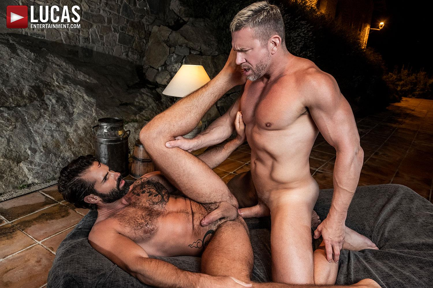 Lucas-Entertainment-Tomas-Brand-and-Dani-Robles-Big-Dick-Daddy-Barebacking-Younger-13 Muscle Daddy Tomas Brand Breeds Dani Robles With His Big Uncut Cock