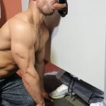 Men-Over-30-Ricky-Larkin-and-Jaxx-Thanatos-Sucking-and-Fucking-At-A-Glory-Hole-06-150x150 Hairy Muscle Hunk Jaxx Thanatos Sucks Cock And Gets His Ass Fucked Through A Glory Hole