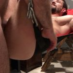 Muscle-Bear-Porn-Will-Angell-and-Sean-Maygers-Hairy-Muscle-Daddy-Breeding-Boy-6-150x150 Daddy Will Angell Breeds His Boy Sean Maygers In The Sling